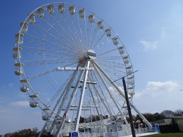 Image of our Giant Wheel