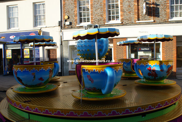 Image of Cups & Saucers